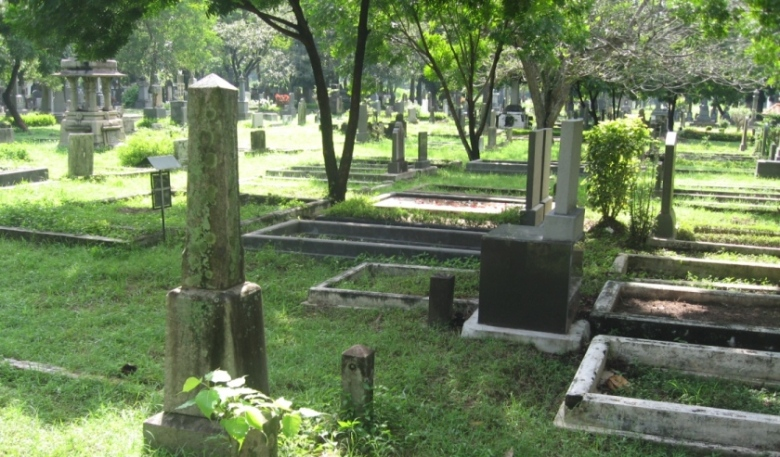 Colombo General Cemetery: No discussion or debate...