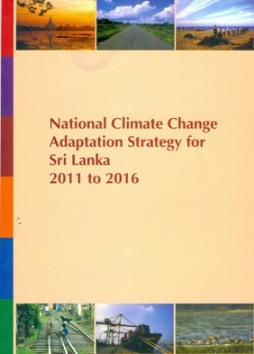 Sri Lanka National Climate Change Adaptation Strategy