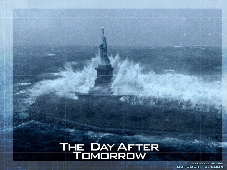 The Day After Tomorrow - movie poster