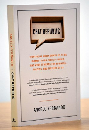 Chat Republic by Angelo Fernando
