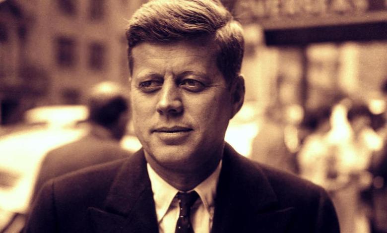 John Fitzgerald Kennedy (1917-1963)