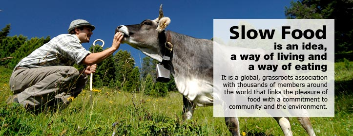 Image courtesy - www.slowfood.com