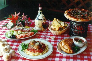 Italian food - Photo courtesy globerove.com
