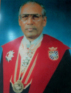 Dr Hudson Silva (1929-1999), Founder of Sri Lanka Eye Donation Society