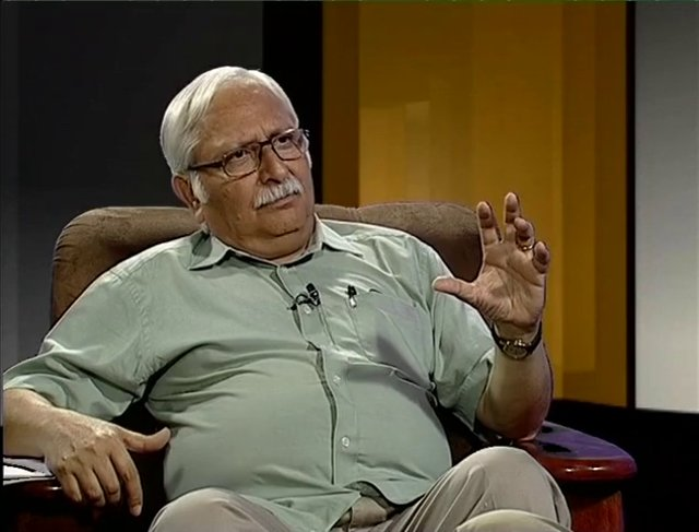 Dr Rajesh Tandon, in conversation with Nalaka Gunawardene on YATV, June 2014