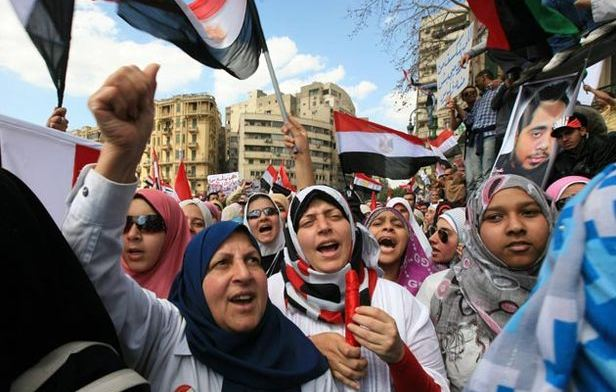 Arab-Spring-women-Egypt