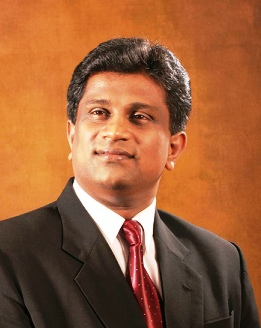 Ajith P Perera, first Lankan blogger to be elected a Member of Parliament