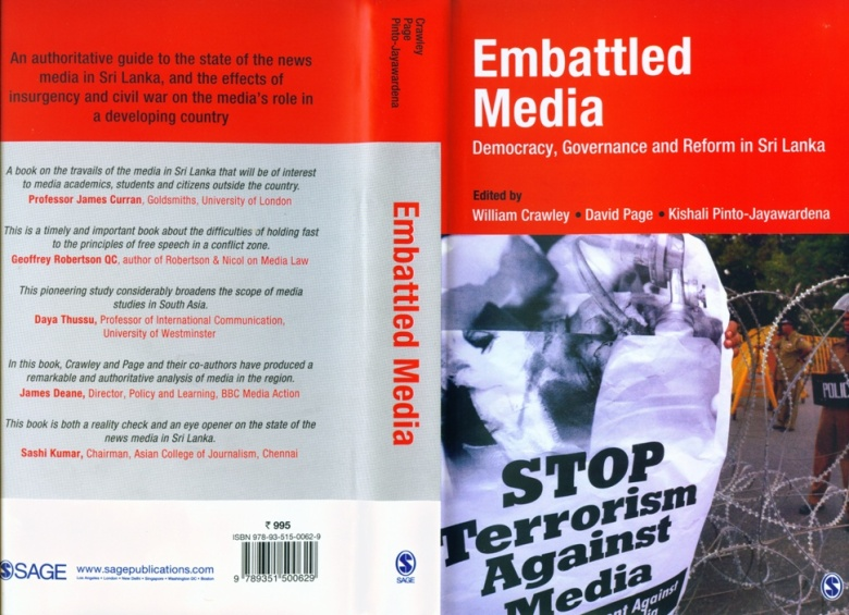 Embattled Media - Democracy, Governance and Reform in Sri Lanka
