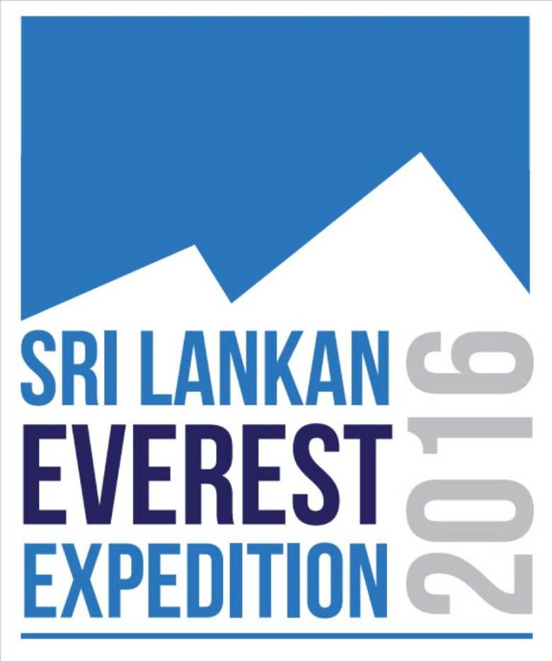 Sri Lankan Everest Expedition 2016 - logo
