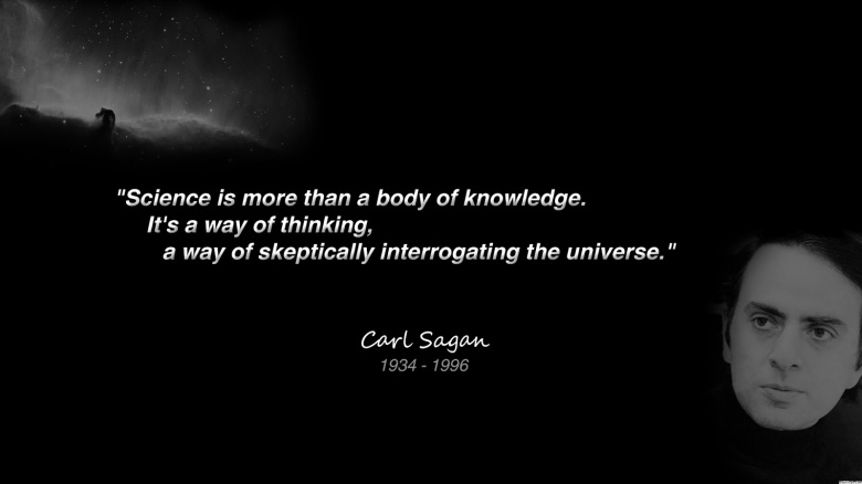 Science is more than a body of knowledge...
