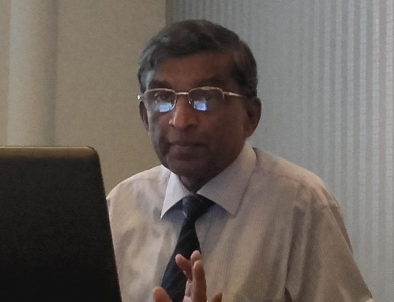 Dr Tilak Abeysekera