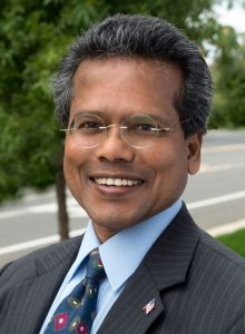Patrick Mendis, Distinguished Senior Fellow, SPP. Photo by Creative Services/George Mason University