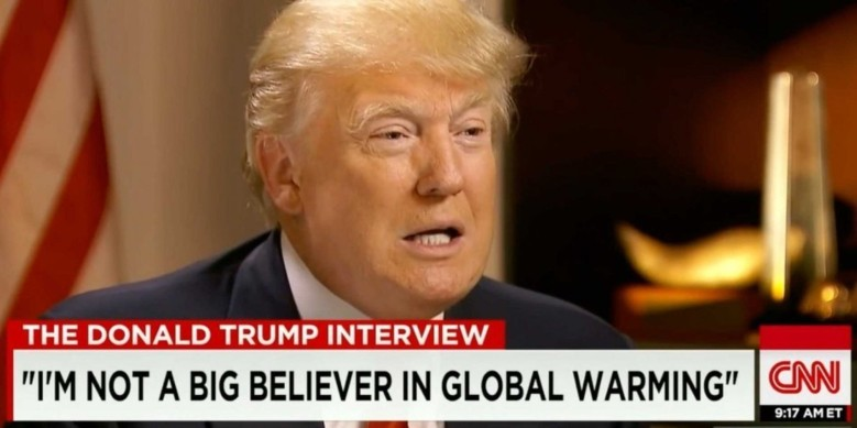 Candidate Trump on CNN